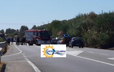 Incidente SS 106 a Pilati ragazza in Rianimazione: non è in pericolo di vita