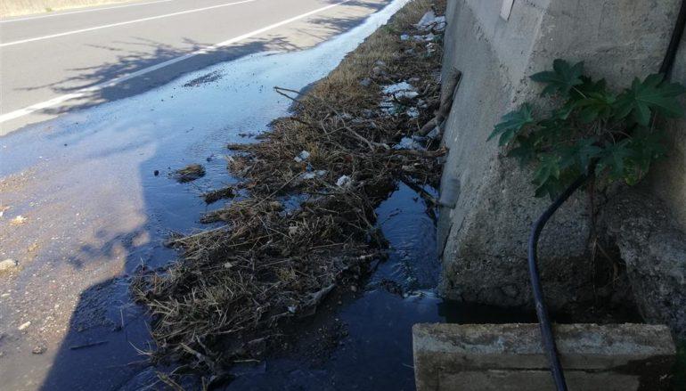 Melito Porto Salvo ancora invasa dalla fogna. La denuncia