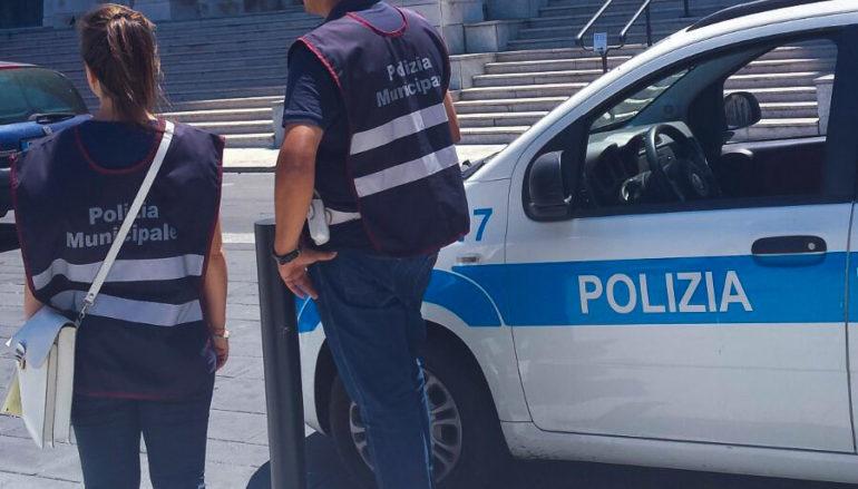 Multe a chi getta i rifiuti in strada a Reggio Calabria. I risultati