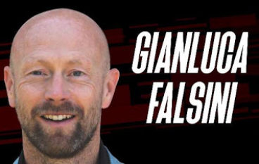 Reggina, Gianluca Falsini nuovo allenatore della Primavera