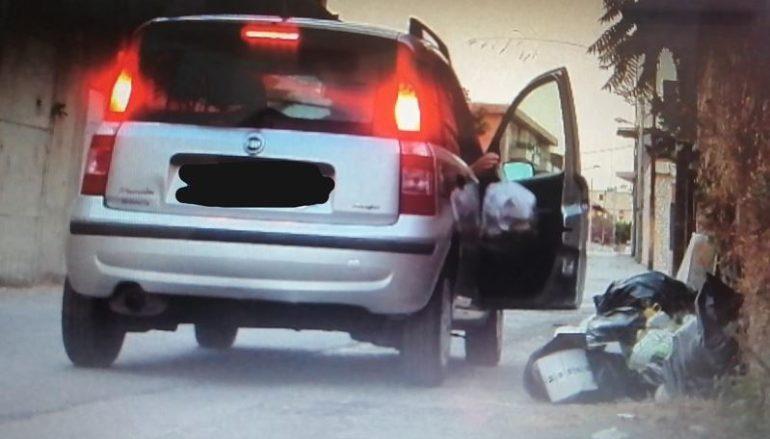 Controlli Polizia Locale di Melito Porto Salvo contro abbandono di rifiuti