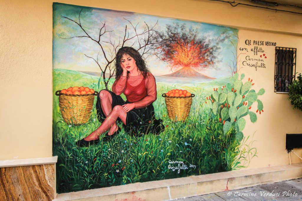 Donna Murales Melito Vecchio