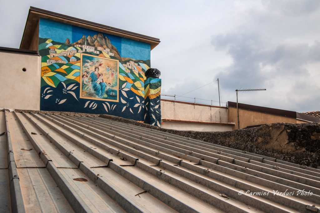 Murales a Melito Vecchio