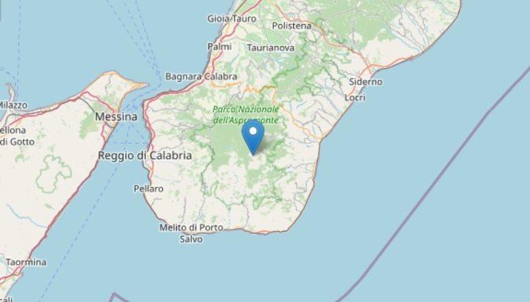 Terremoto nell'Area Grecanica, tre scosse a Roccaforte