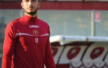 Reggina: Faroni ceduto in prestito alla Juve Stabia