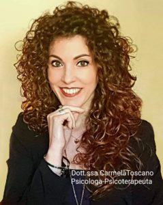 Carmela Toscano, psicologa