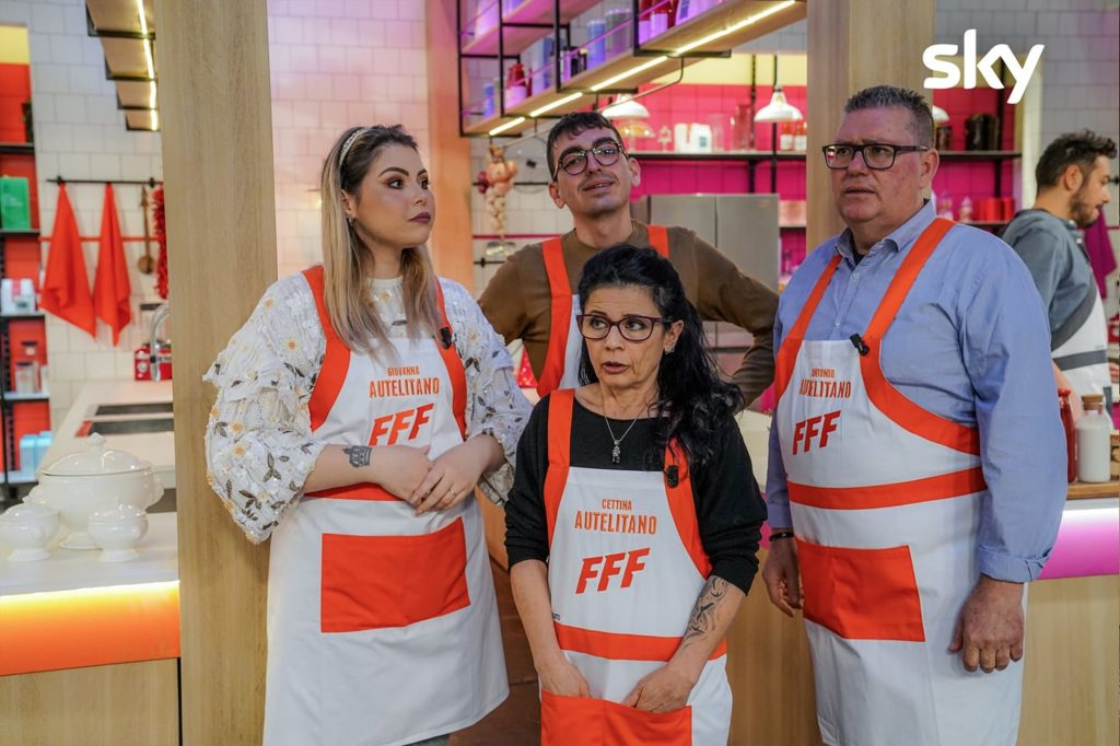 Famiglia Autelitano FFF