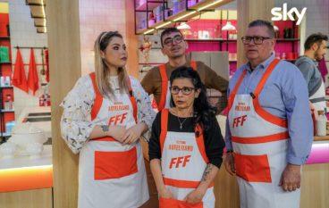 Family Food Fight 2, la famiglia Auteliano di Bova Marina punta alla vittoria