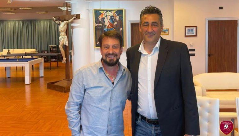 Reggina, c'è l'ufficialità: Alfredo Aglietti è il nuovo tecnico degli amaranto