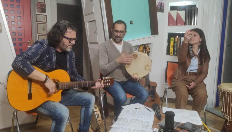La Calabria Che Suona, ospiti Nino Stellitano e Marinella Rodá