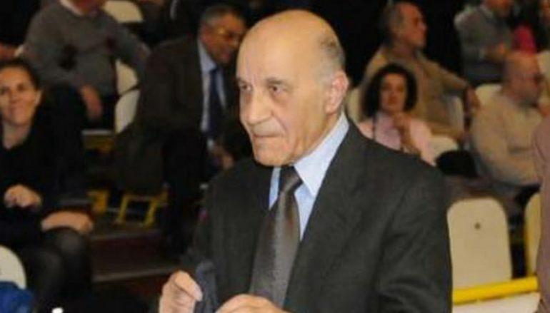 Sport, Basket: Ci ha lasciato il giudice Giuseppe Viola