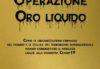 Operazione Oro Liquido, pubblicato il libro di Domenico Romeo