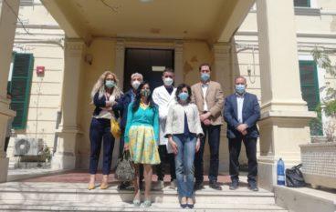 Una campagna di raccolta fondi per l'Ospedale Tiberio Evoli di Melito