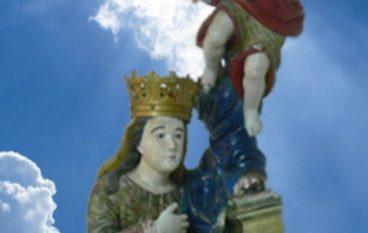 Roghudi si prepara alla festa in onore di Maria Santissima delle Grazie