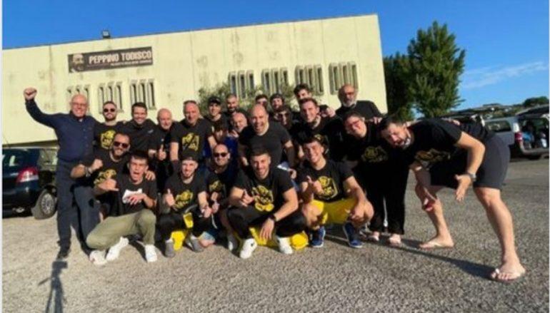 Calcio a 5 Serie B: la Polisportiva Futura si classifica per il IV turno finale