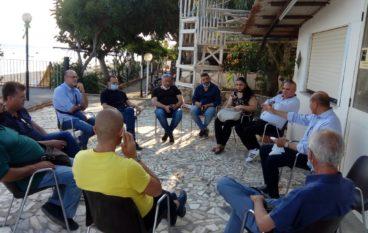 Scambio di idee con associazioni e comitati del territorio melitese
