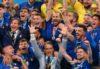 Europei di calcio: La Nazionale Italiana torna sul tetto d'Europa