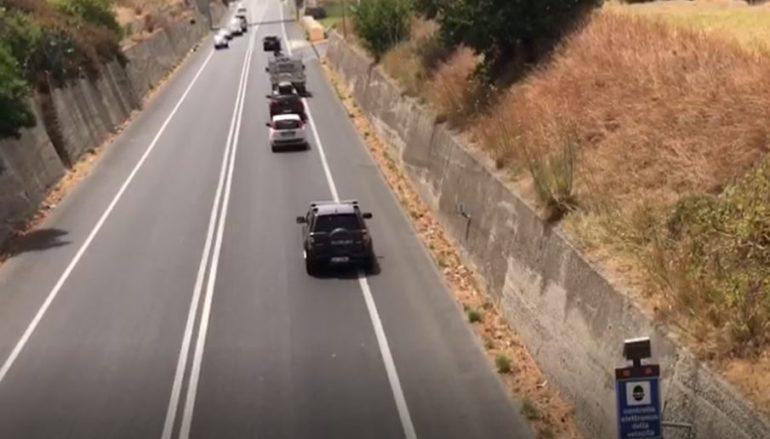 Autovelox Strada Statale 106 Melito Porto Salvo – Motta San Giovanni