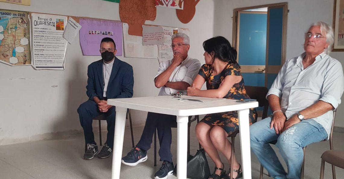 Varie criticitá a Marina di San Lorenzo. Un incontro per affrontarle