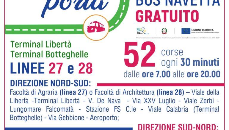 Reggio, al via l'isola pedonale corso Matteotti