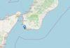 Terremoto di magnitudo 3 nel reggino di fronte a Roghudi