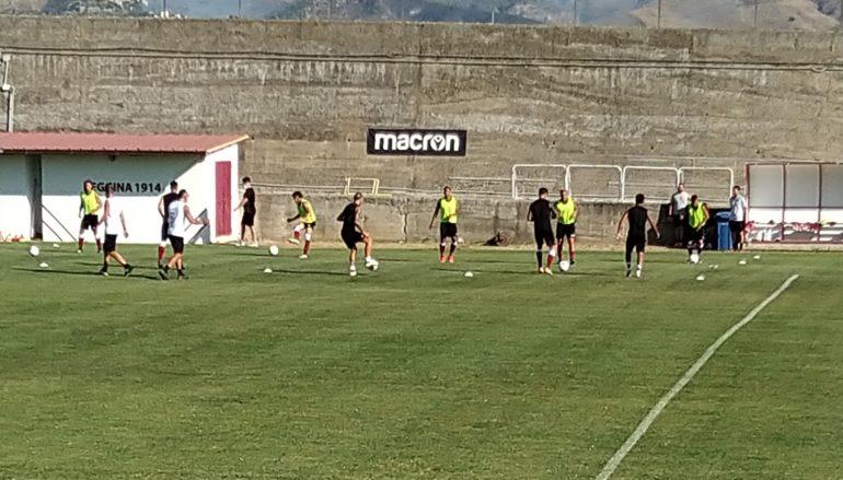 Reggina: Otto gol al Sant'Agata nel test contro la ReggioMediterranea
