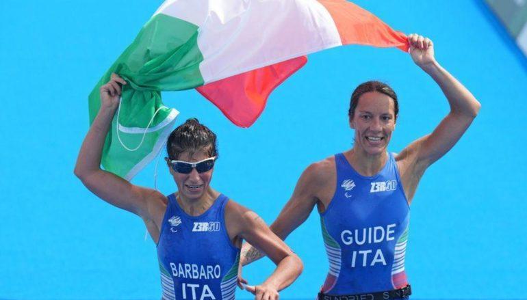 Paralimpiadi Tokyo, per la reggina Anna Barbaro nel triathlon
