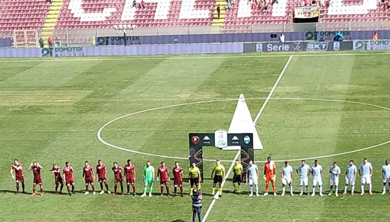 Reggina – Spal: La firmano Hetemay ed il super gol di Montalto