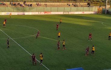 FC Lamezia Terme – Reggina: Montalto e Loiacono decidono al D'Ippolito