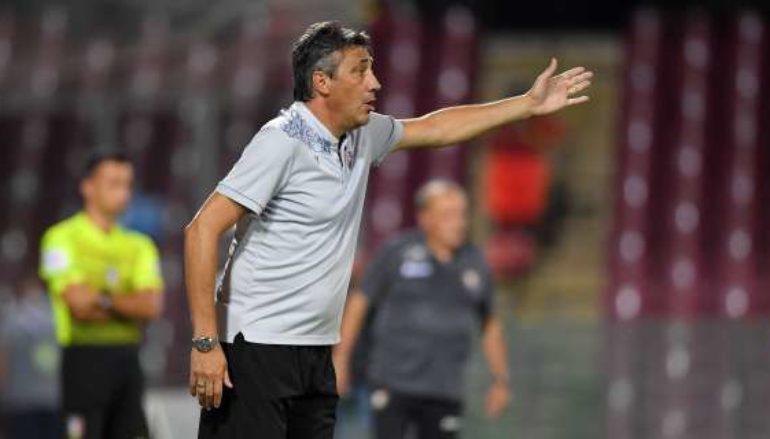 Reggina: Alfredo Aglietti presenta il derby con il Crotone