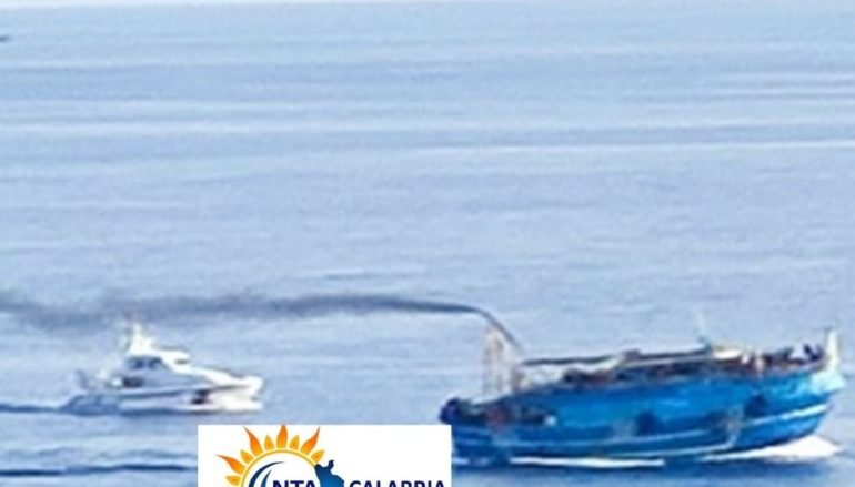 Tentato sbarco di clandestini a San Lorenzo Marina