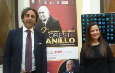 Reggio Calabria : Torna il premio sportivo alla memoria di Oreste Granillo