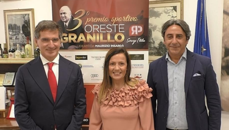 Reggio Calabria: Venerdì il premio alla memoria di Oreste Granillo