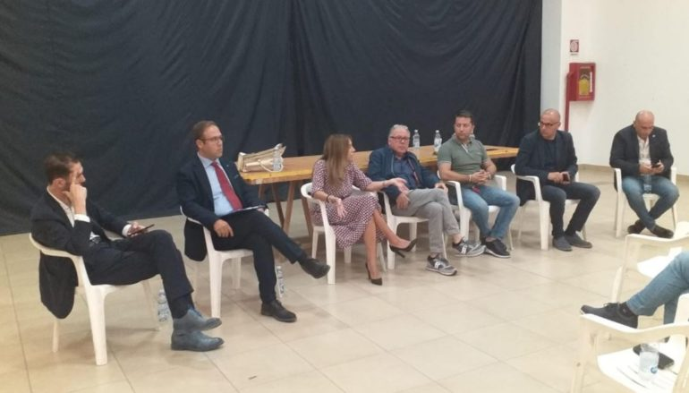 San Lorenzo, confronto con candidati a sindaco e consiglieri regionali