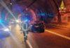 Scontro frontale a Mammola, due feriti. Uno è grave