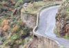 Gravi rischi idrogeologici sulla strada provinciale Sant'Elia-Fossato